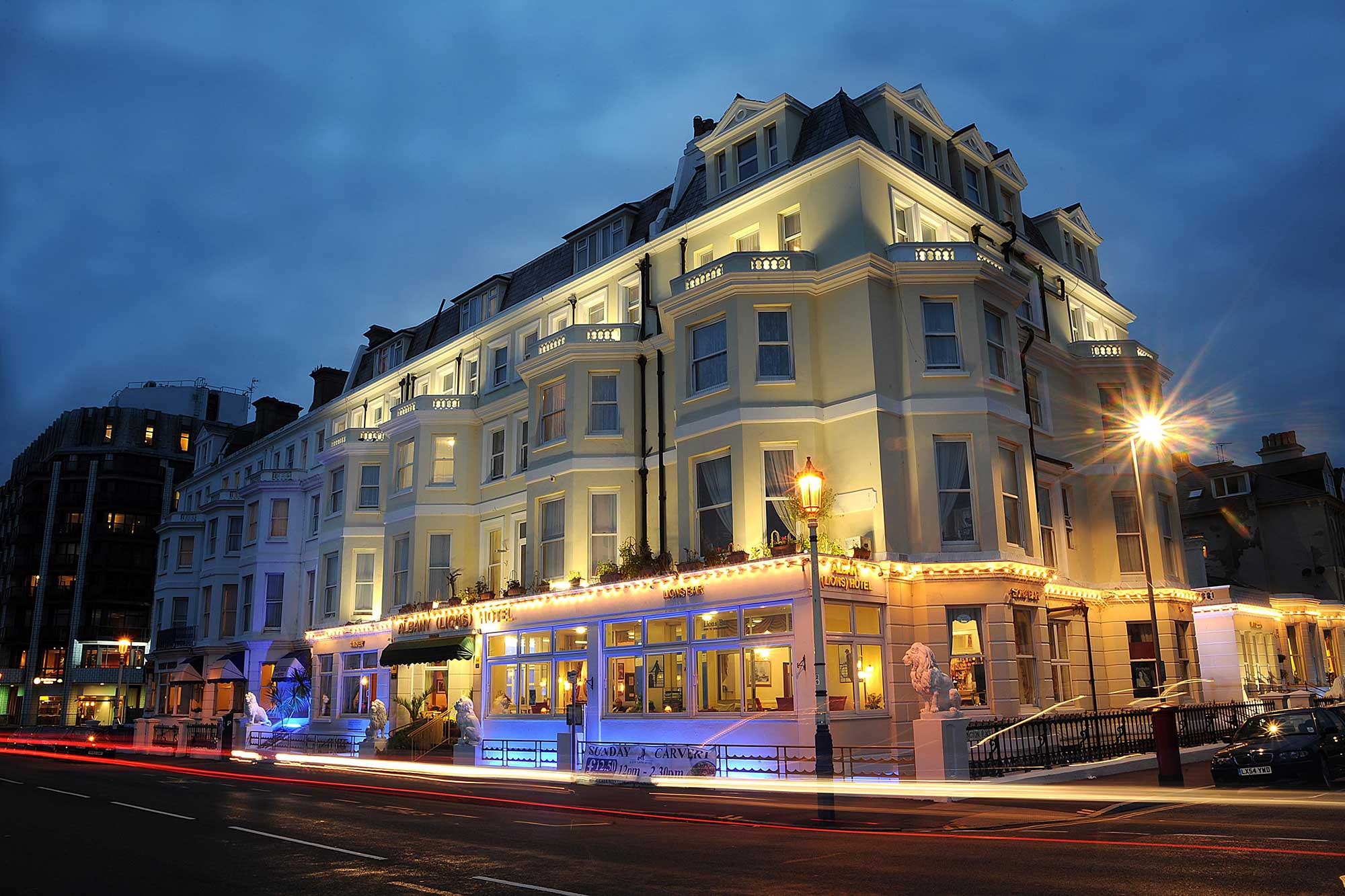 Picture of the Albany Hotel Eastbourne, East Sussex - Lions Group