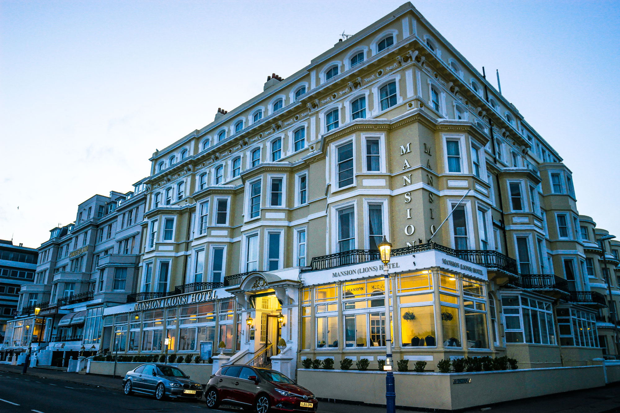 Picture of the Mansion Hotel Eastbourne, East Sussex - Lions Group